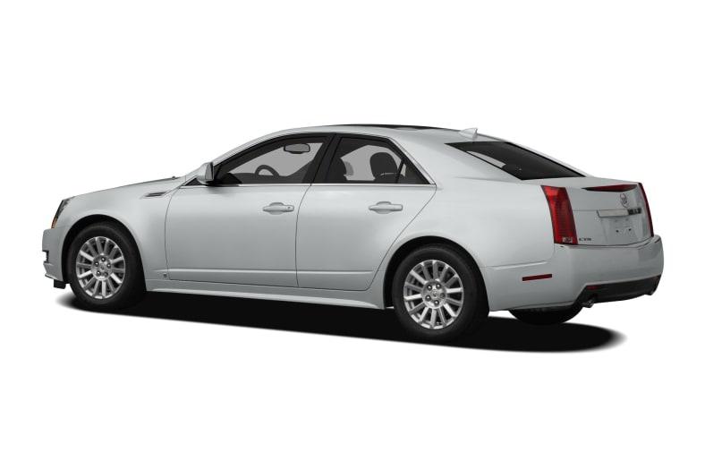 2010 Cadillac CTS Exterior Photo