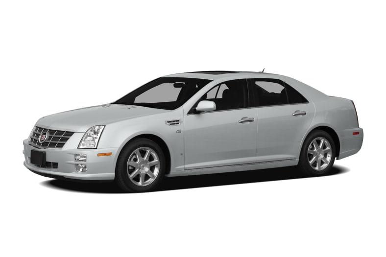 2010 Cadillac STS Exterior Photo