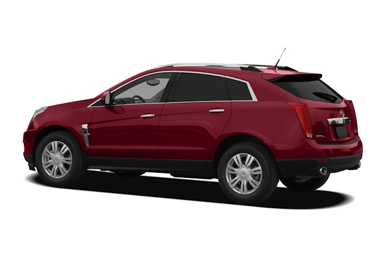 2010 Cadillac SRX Exterior Photo