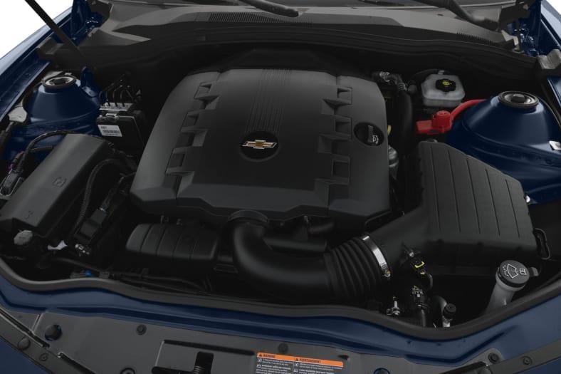 2010 Chevrolet Camaro Exterior Photo