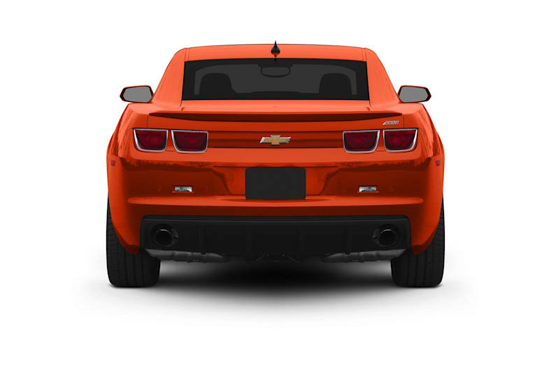 2010 Chevrolet Camaro Exterior Photo