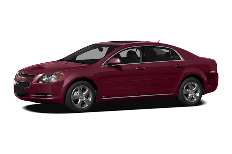 2010 Chevrolet Malibu Specs and Prices