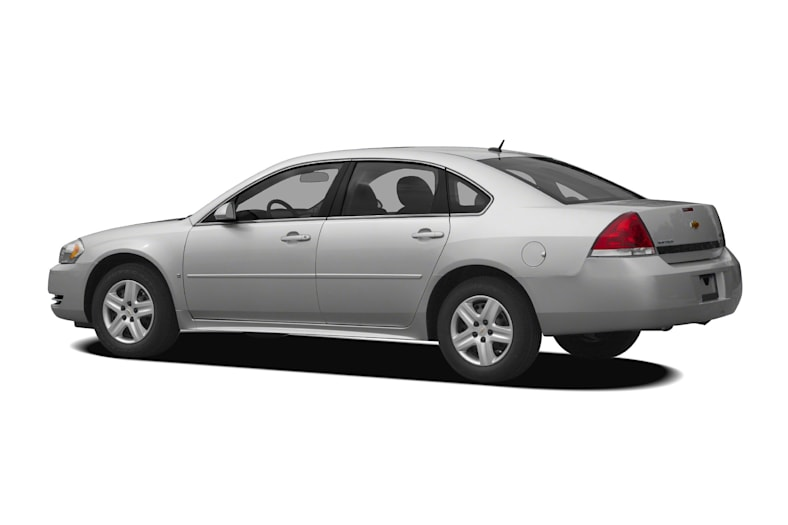 2010 Chevrolet Impala Exterior Photo