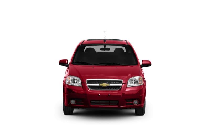 2010 Chevrolet Aveo Exterior Photo