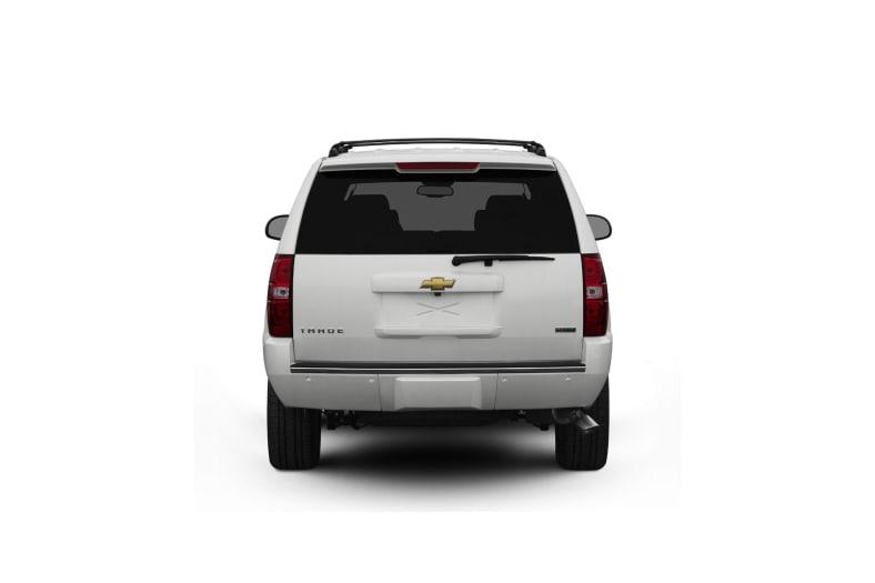 2010 Chevrolet Tahoe Exterior Photo