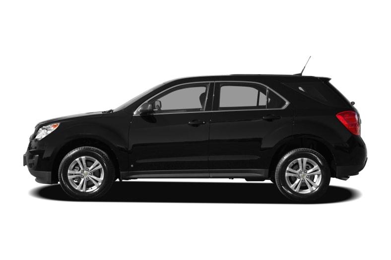 2010 Chevrolet Equinox Exterior Photo
