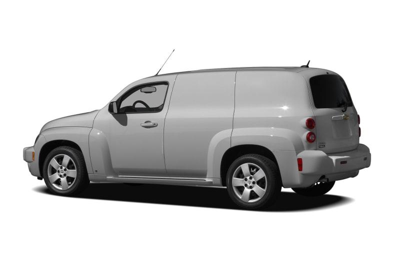 2010 Chevrolet HHR Panel Exterior Photo