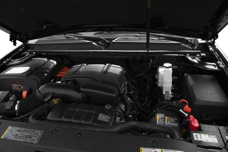 2010 Chevrolet Tahoe Hybrid Exterior Photo