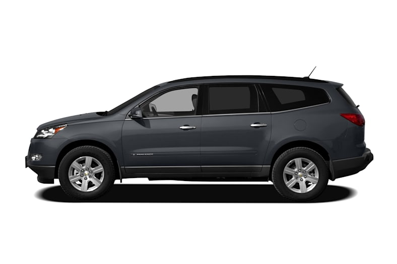 2010 Chevrolet Traverse Exterior Photo