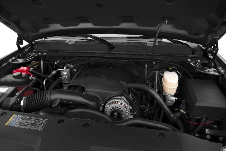 2010 Chevrolet Silverado 2500HD Exterior Photo