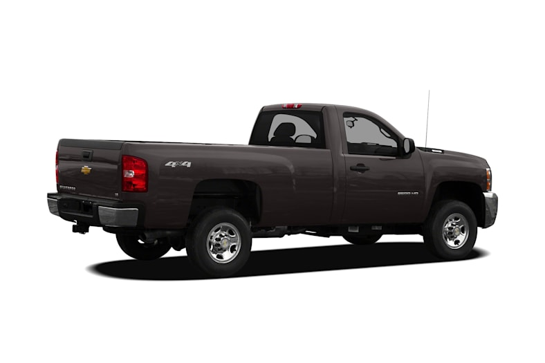 2010 Chevrolet Silverado 2500HD Exterior Photo