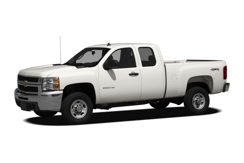 2010 Silverado 2500HD