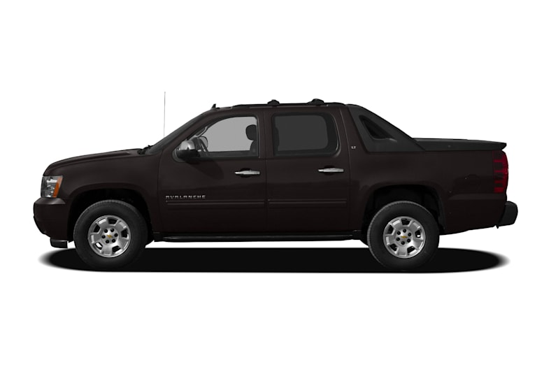 2010 Chevrolet Avalanche 1500 Exterior Photo