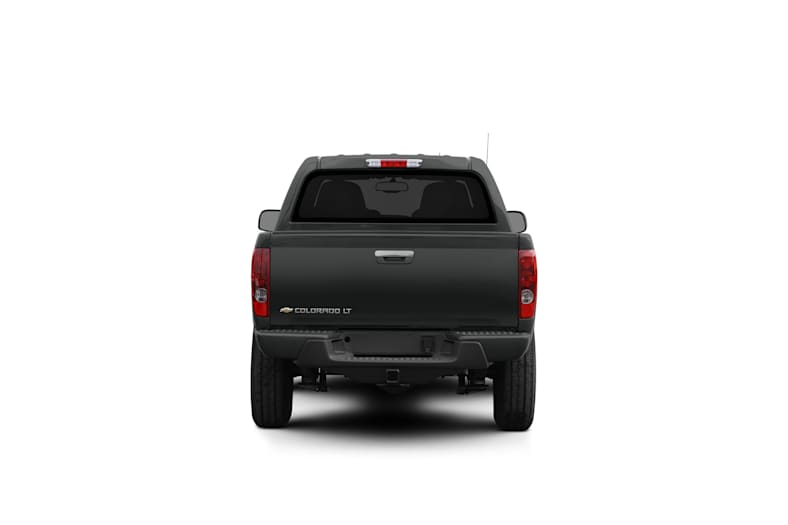 2010 Chevrolet Colorado Exterior Photo