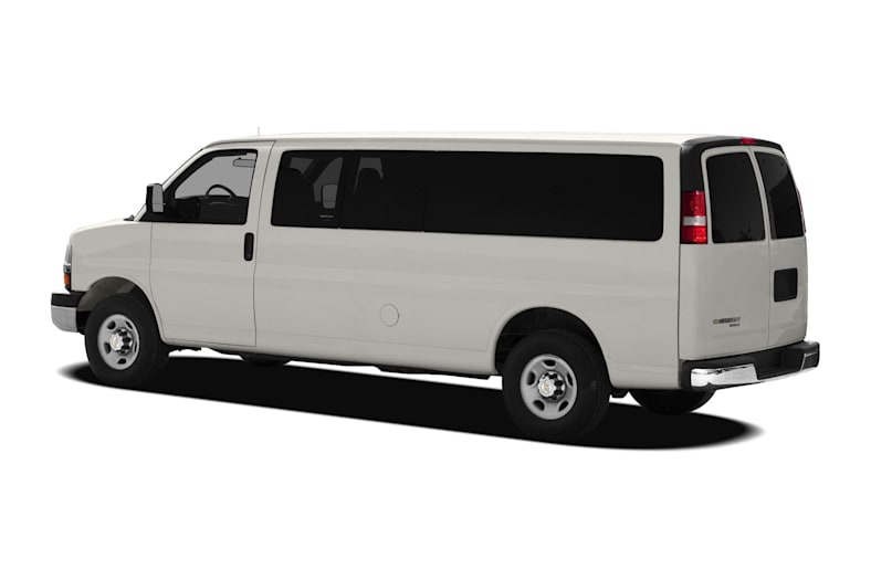 2010 Chevrolet Express 1500 Exterior Photo