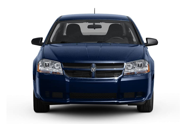 2010 Dodge Avenger Exterior Photo