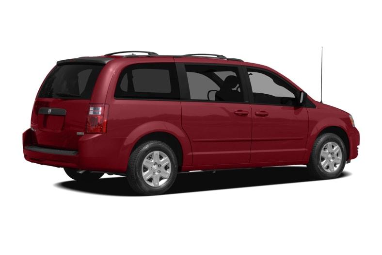 2010 Dodge Grand Caravan Exterior Photo