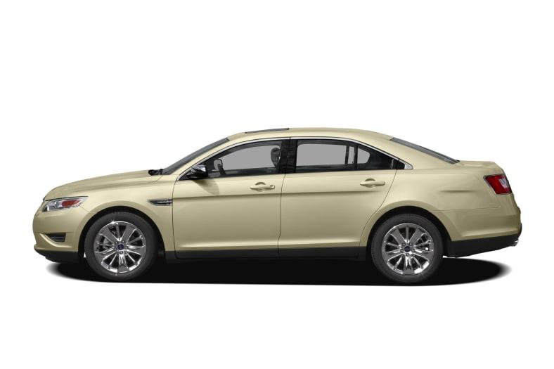 2010 Ford Taurus Exterior Photo