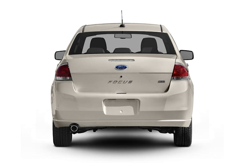2010 Ford Focus Exterior Photo