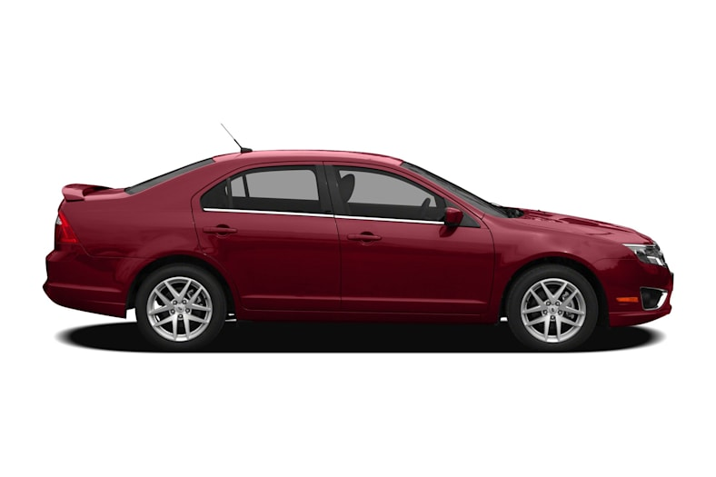 2010 Ford Fusion Exterior Photo