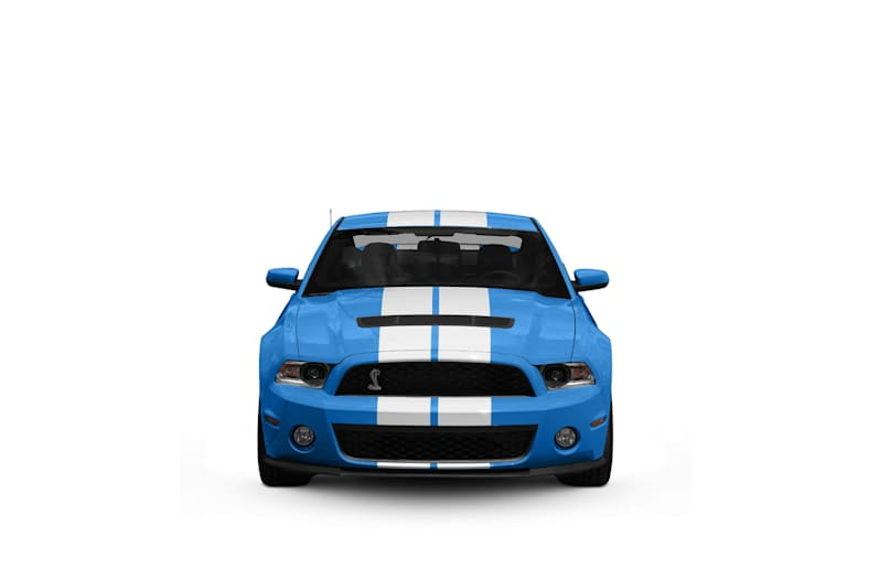 2010 Ford Shelby GT500 Exterior Photo