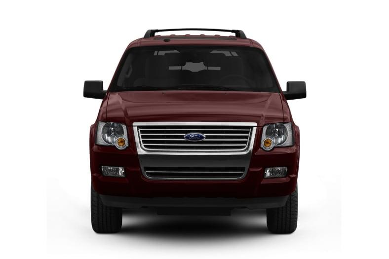 2010 Ford Explorer Exterior Photo