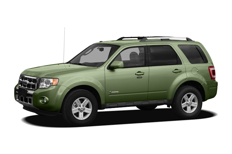 2010 Ford Escape Hybrid Exterior Photo