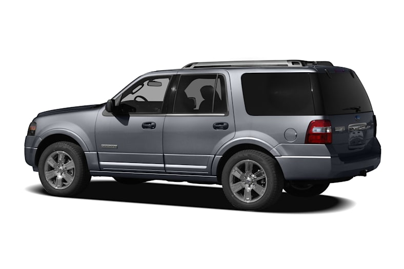 2010 Ford Expedition Exterior Photo