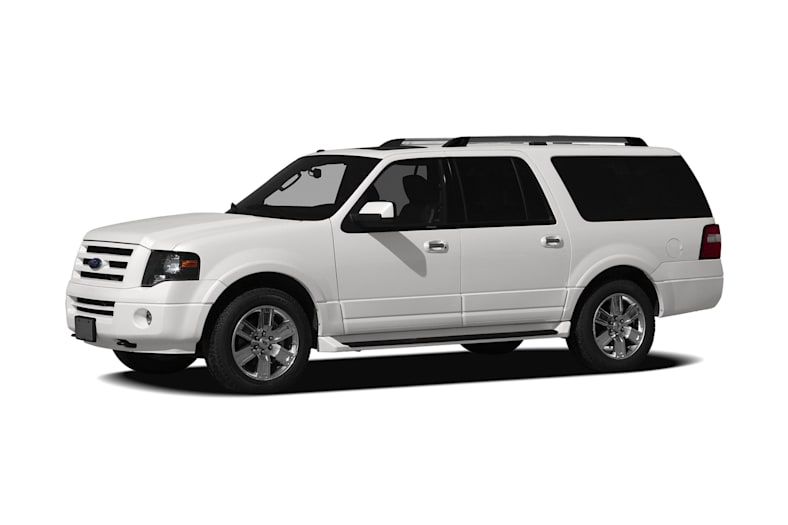 2010 Ford Expedition EL Exterior Photo