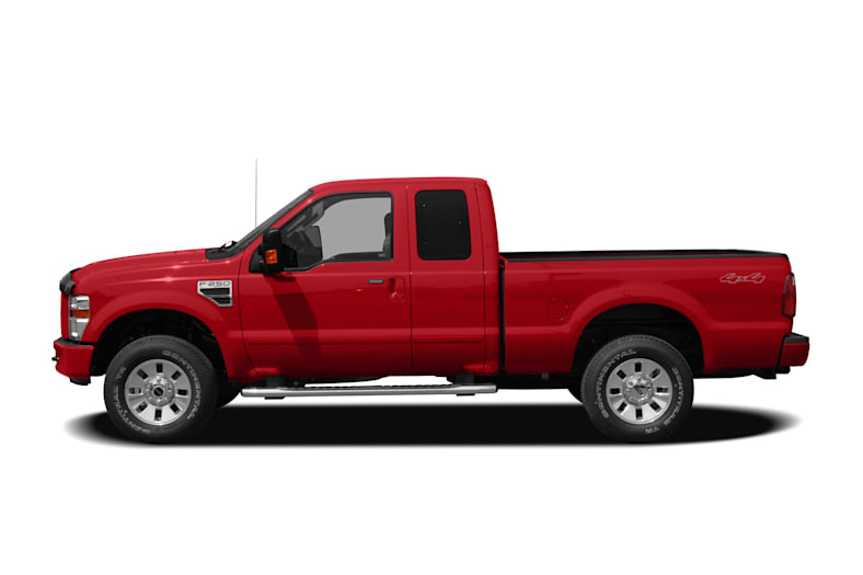 2010 Ford F-250 Exterior Photo