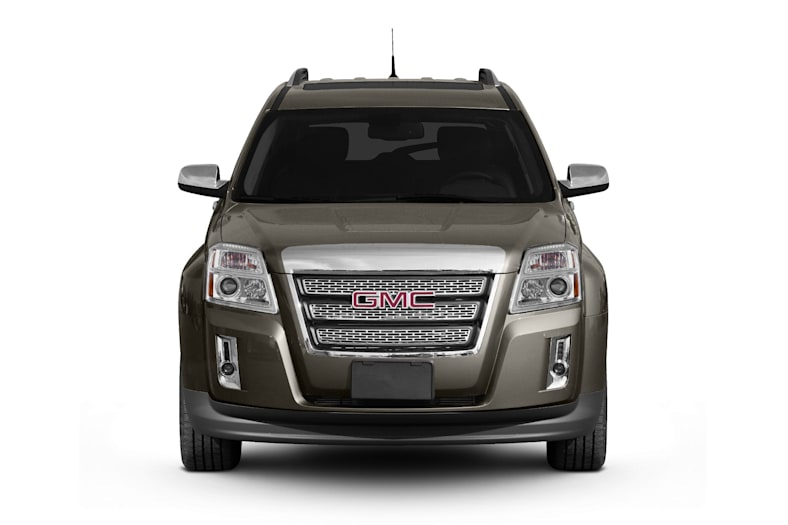 2010 GMC Terrain Exterior Photo