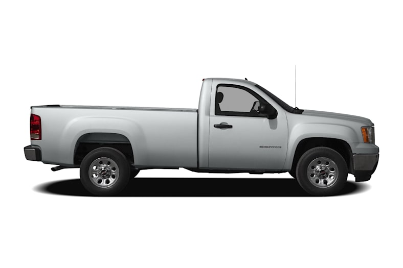 2010 GMC Sierra 1500 Exterior Photo