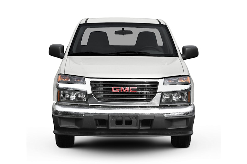 2010 GMC Canyon Exterior Photo