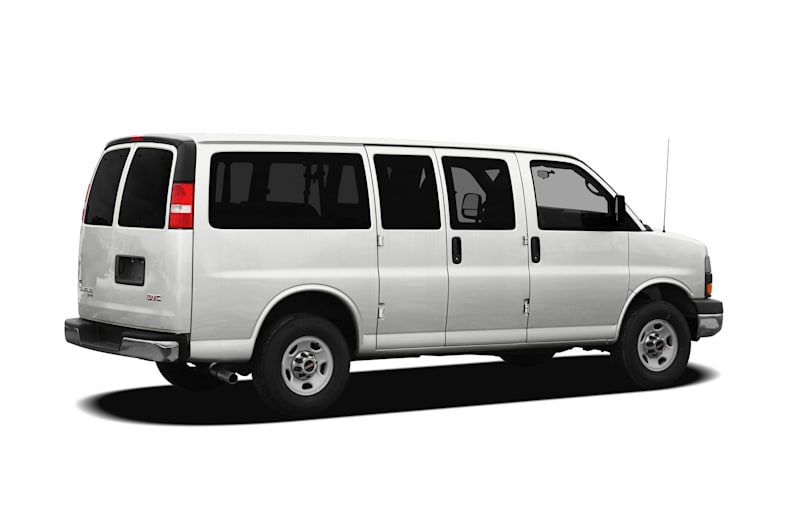 2010 GMC Savana 2500 Exterior Photo