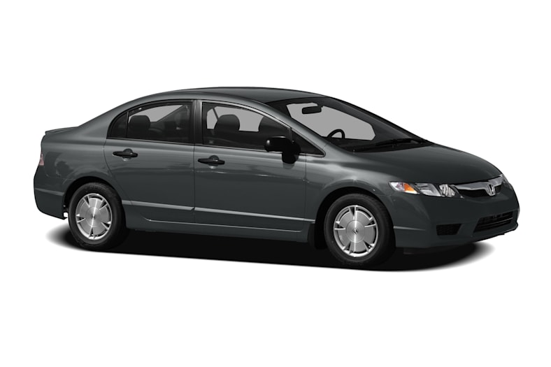 2010 Honda Civic Exterior Photo