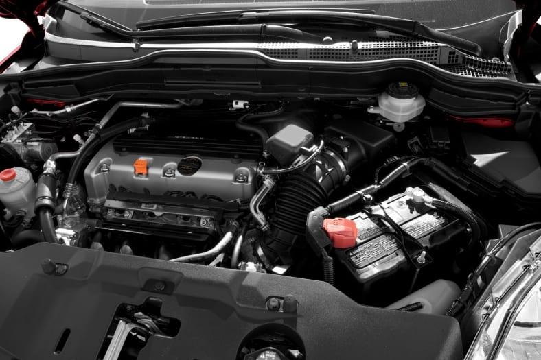 2010 Honda CR-V Exterior Photo