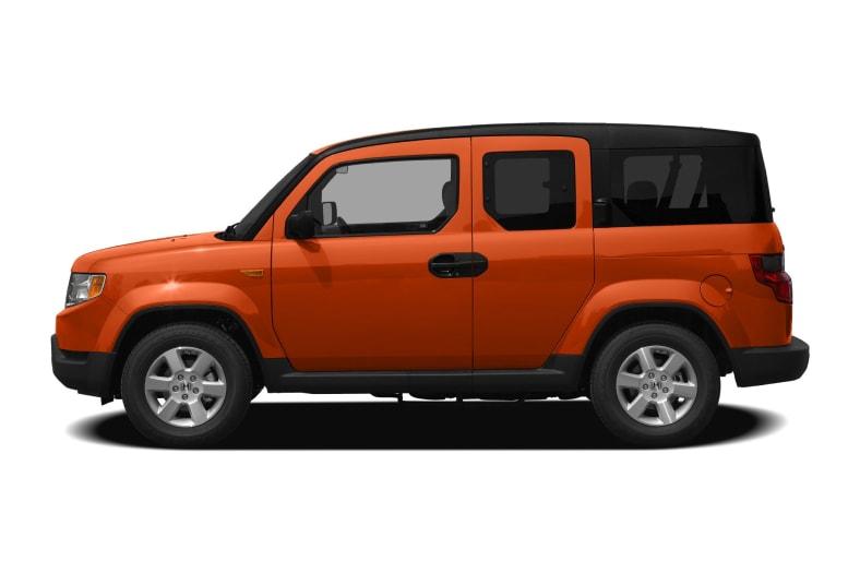 2010 Honda Element Exterior Photo
