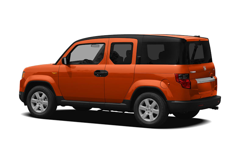 2010 Honda Element Exterior Photo