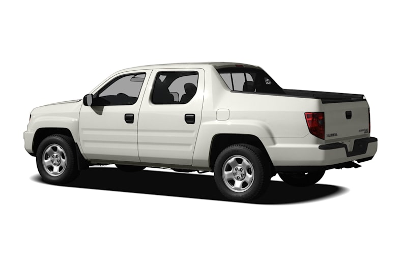 2010 Honda Ridgeline Exterior Photo