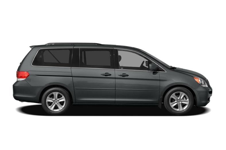 2010 Honda Odyssey Exterior Photo