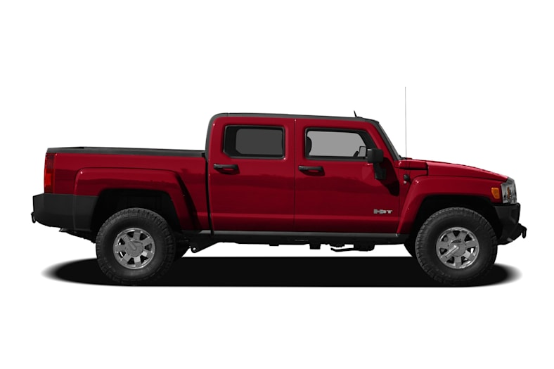 2010 HUMMER H3T Exterior Photo