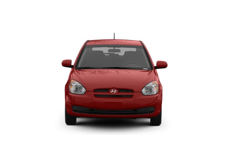 2010 Hyundai Accent Exterior Photo