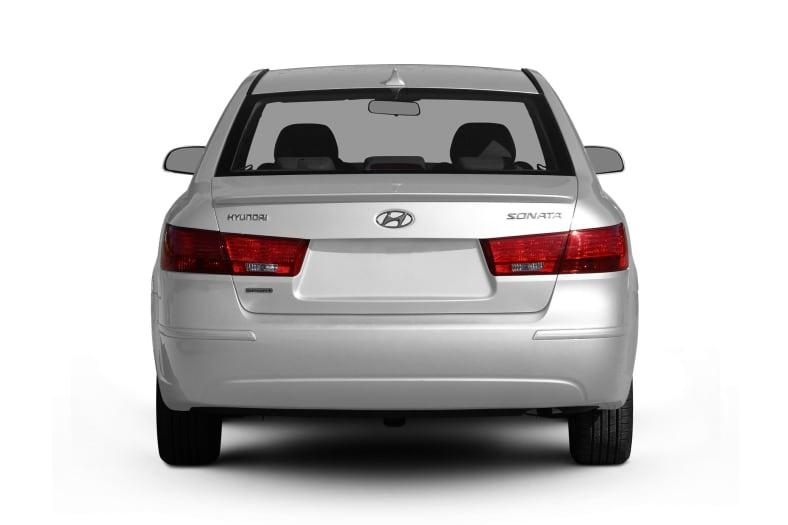 2010 Hyundai Sonata Exterior Photo
