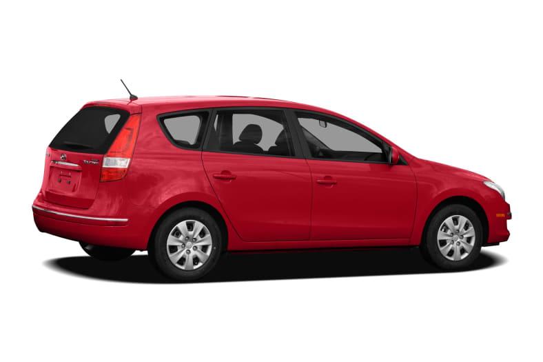 2010 Hyundai Elantra Touring Exterior Photo