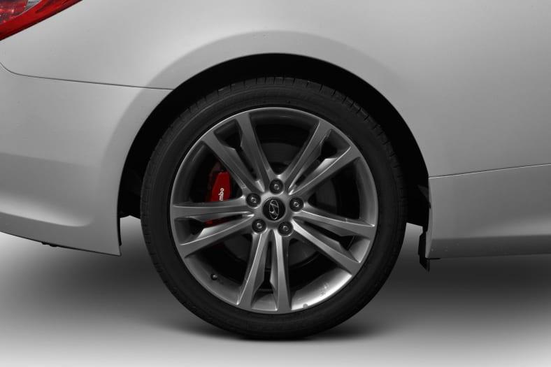 2010 Hyundai Genesis Coupe Exterior Photo