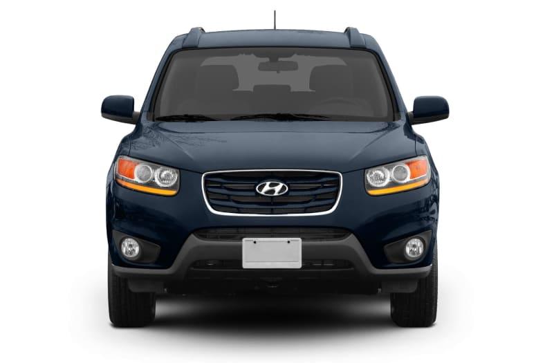 2010 Hyundai Santa Fe Exterior Photo
