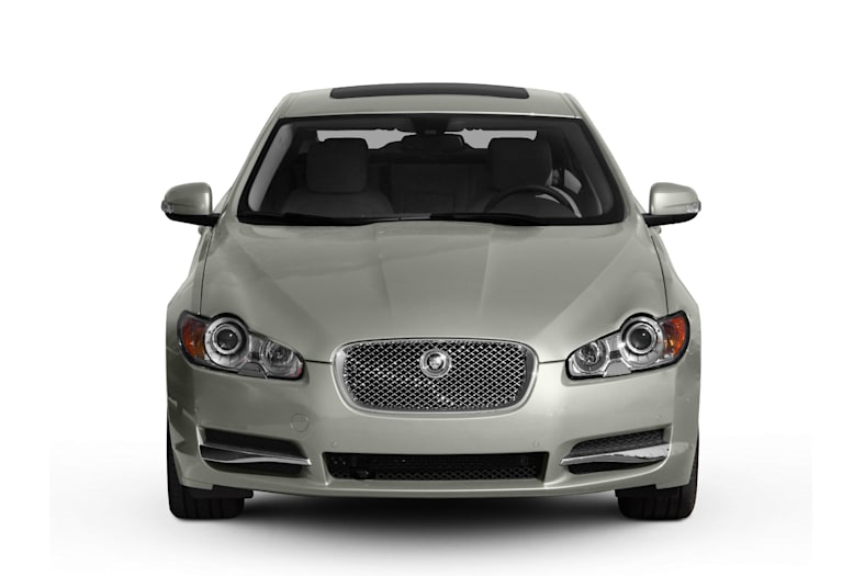 2010 Jaguar XF Exterior Photo