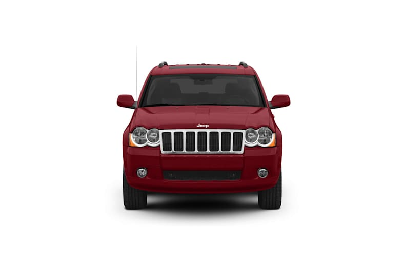2010 Jeep Grand Cherokee Exterior Photo