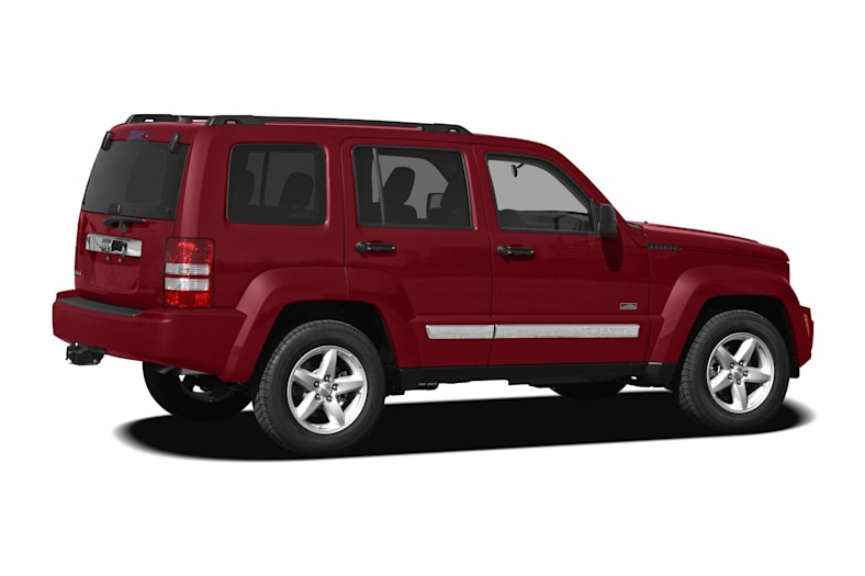 2010 Jeep Liberty Exterior Photo