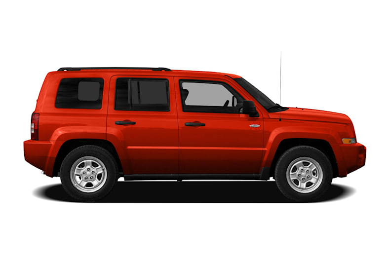 2010 Jeep Patriot Exterior Photo